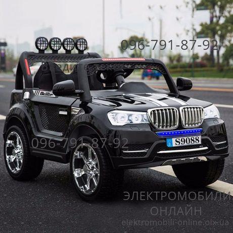 """ХАРЬКОВ!!! В наличии детский электромобиль """"BMW-Джип"""" 4WD+2-х местный"""