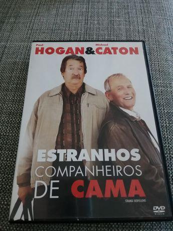 DVD original comédia Estranhos companheiros de cama