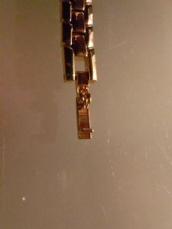 Zegarek damski Eternity złoty nowy okazja