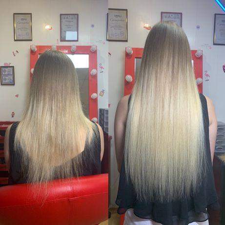 Натуральные славянские волосы и материалы для наращивания в наличии