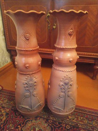 Старовинні напольні вази