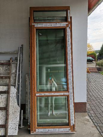 Drzwi balkonowe nowe