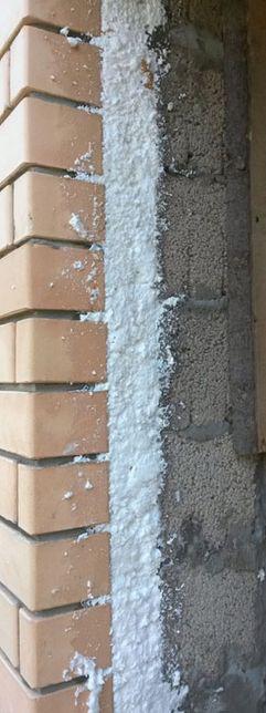 Утепление воздушной прослойки Домов, Стен, Кровли, пеноизолом