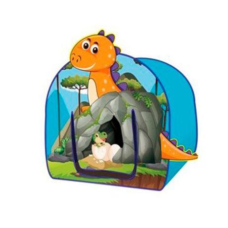 Палатка пещера дракона, детская палатка, динозавтр, игровая