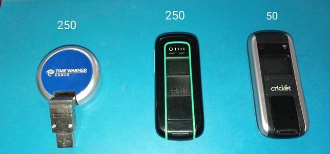 USB 3G модем Cricket, Sierra.