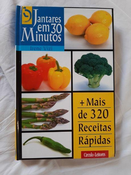 Jantares em 30 minutos-Irene Vizi-Circulo Leitores