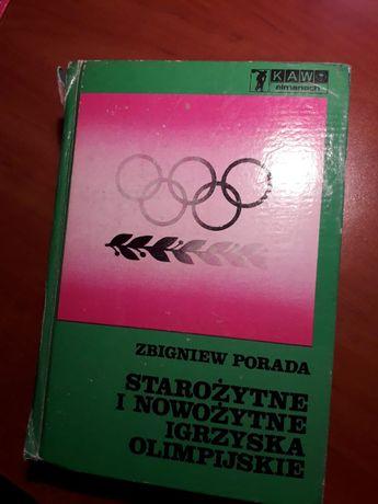 Starożytne i nowożytne igrzyska olimpijskie - Zbigniew Porada