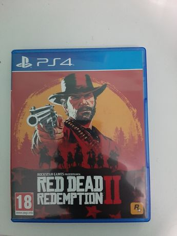 Ded Dead Redemption II Ps4