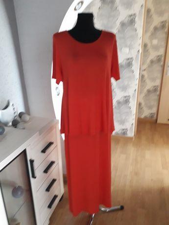 Sukienka dwuczęściowa XL