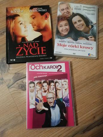 Polskie filmy DVD