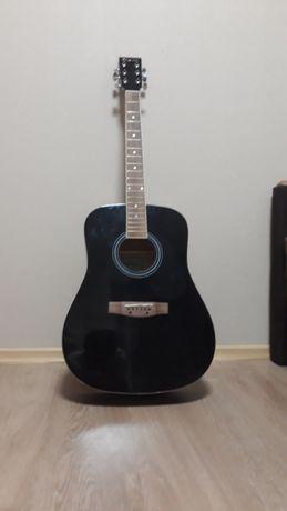 акустическая гитара caraya F-600BK