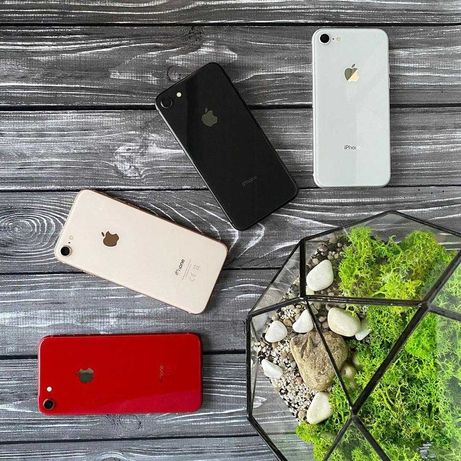 ∎NEW∎ iPhone 8 64 GB 256 Space Gray Gold Red Silver 7 + X XR XS Max