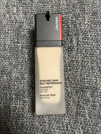 Shiseido Synchro Skin Self-Refreshing Foundation 120 Ivory 30ml