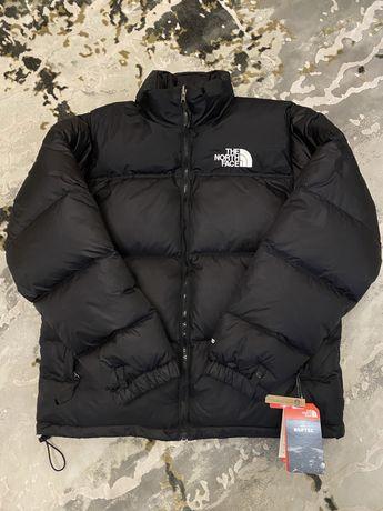 Пуховик , куртка , ветровка The North Face Nuptse 1996 , off white