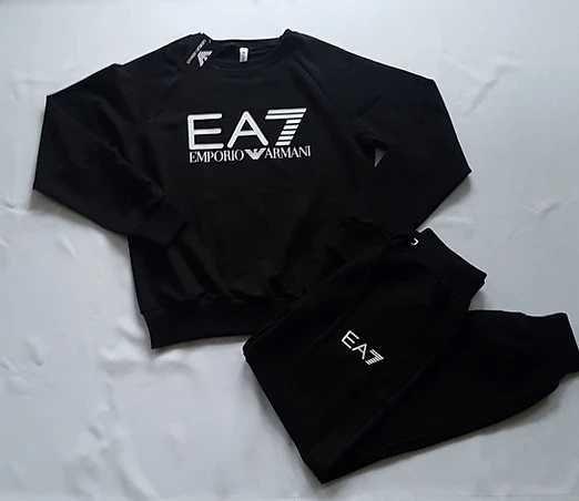 Zestaw nike adidas EA7 M L XL XXL spodnie bluza dres