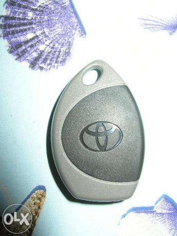 Pilot alarmu Toyota