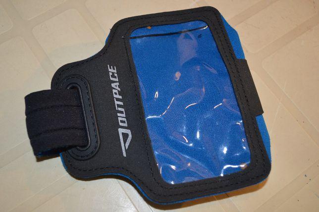 Bolsa para braço para telemóvel ou smartphone pequeno (duas)