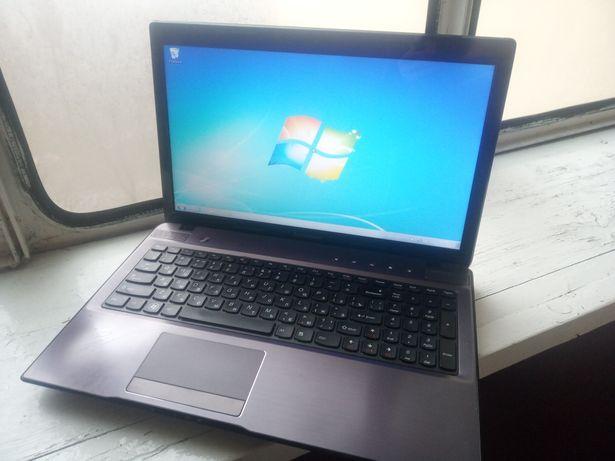 Ноутбук Lenovo Z575 A6 + Windows 7 + Драйвера