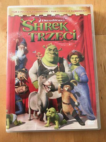 Shrek Trzeci DVD