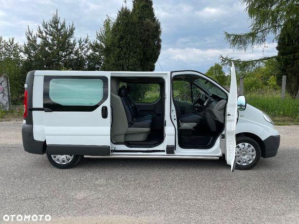 Renault TRAFIC  2011*2.0DCI 115KM*L2H1*Klimatyzacja*Brygadówka