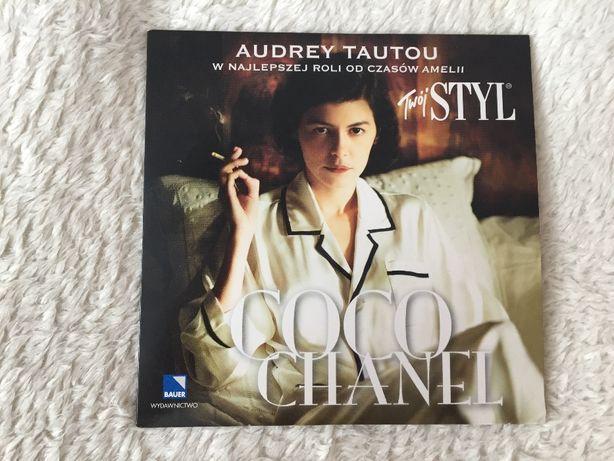 Choco Chanel film DVD Audrey Tautou