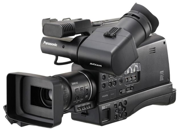 Panasonic AG HMC 84 ( Full HD )