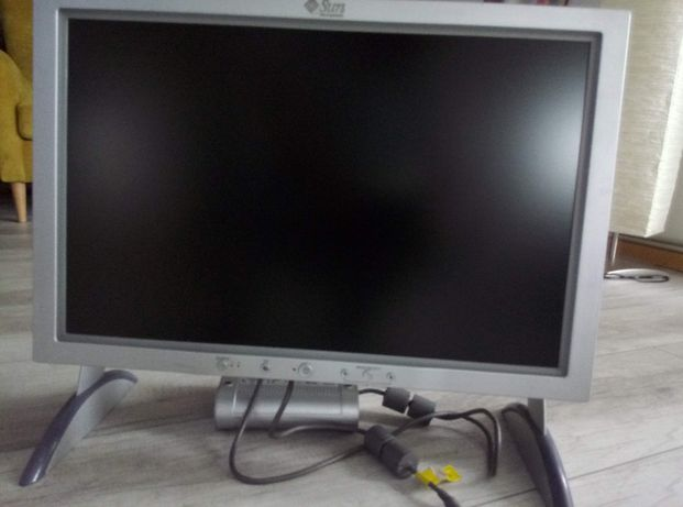 "Monitor Sun Microsystem 24"""