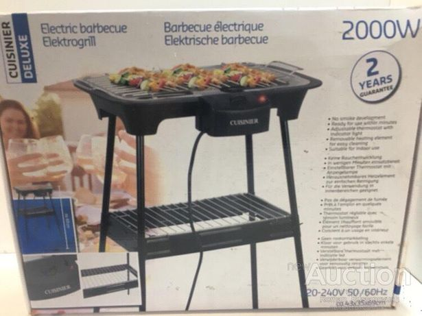 Продам электрическую печь барбекю