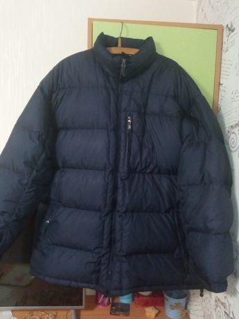 Куртка Пуховик мужской NIKE большой размер