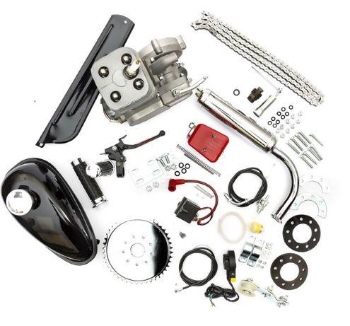 kit de motor 100cc p bicicleta bina - Envio grátis
