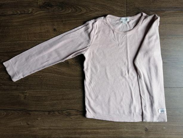 Różowa bluzeczka, NEWBIE, rozmiar 98/104