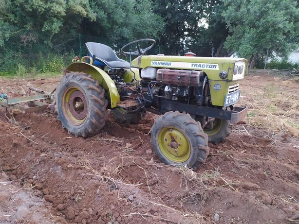 Trator Yanmar 4x4