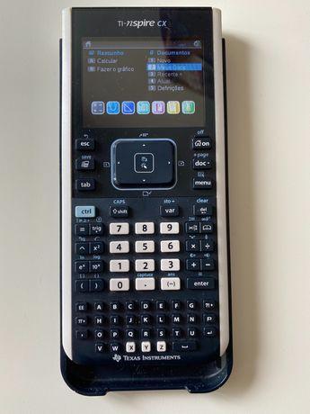 Calculadora Gráfica Texas TI-nspire CX c/Cabo