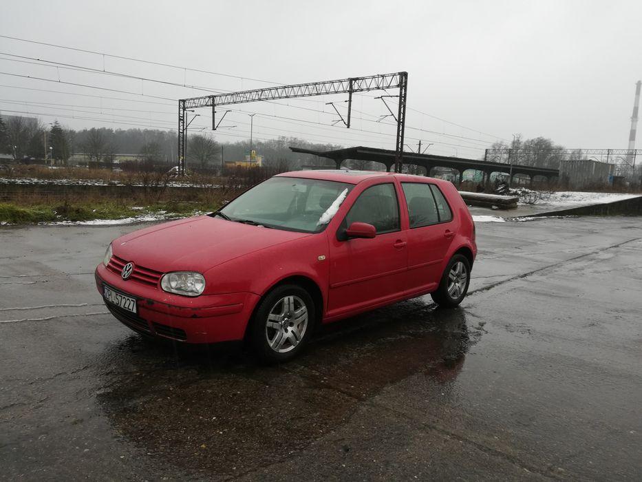 VW golf 4   1,9tdi  2002r Police - image 1