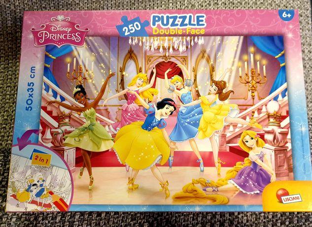 Puzzle double-face 250 elementów 50x35 cm