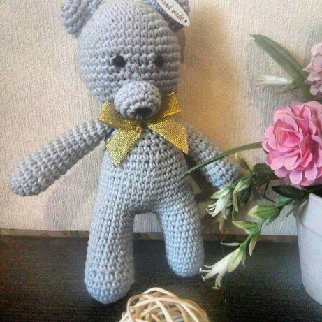 Мишка Blueshine handmade