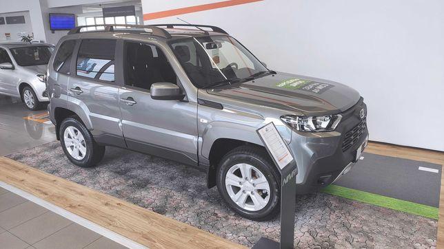 Новинка Lada Niva TRAVEL 1.7 MT  Comfort L 2021