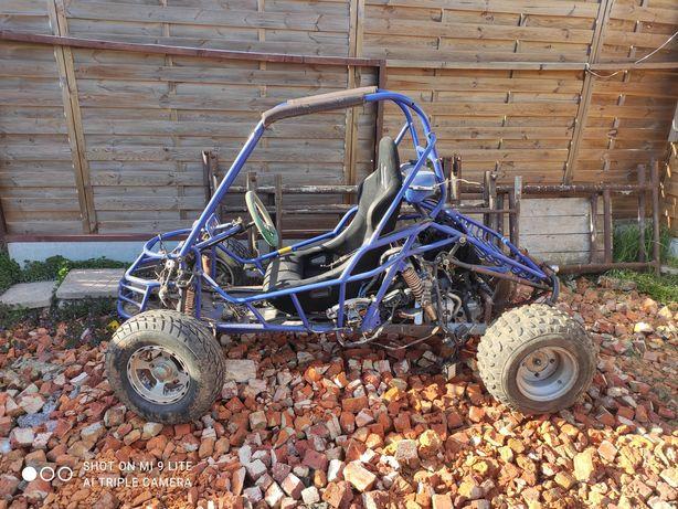 Buggy quad ATV 600