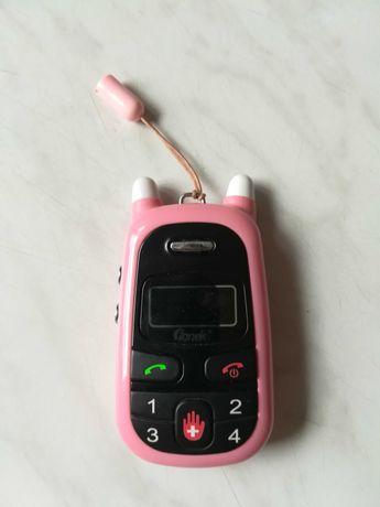 Fonek telefon dla najmłodszych