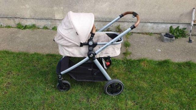 Wózek Maxi Cosi Zelia 2w1 spacerówka i gondola + gratisy !!! Warto !!!