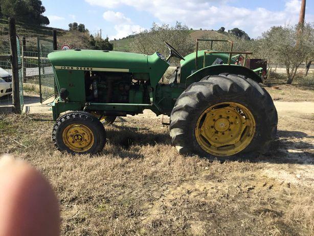 Tractor Jonh Deer usado bom estado
