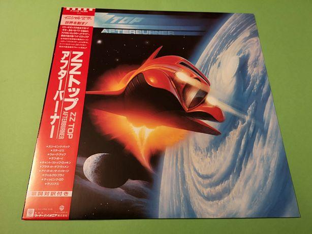 ZZ TOP-japan obi vinyl, płyta winylowa