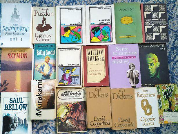 Książki różne używane