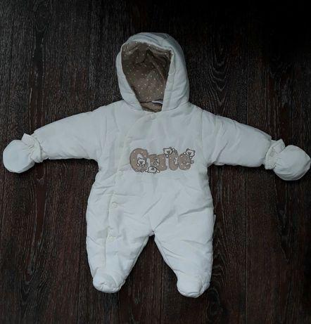 Комбинезон на новорождённого Nursery Time.