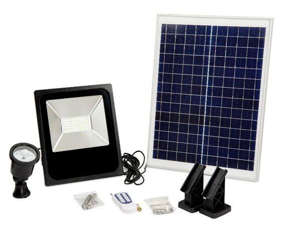 lampa solarna Model: CH PIR 24
