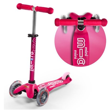 Самокат Maxi Micro Pink