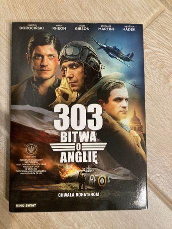 303 Bitwa o Anglię, Gotowi na wszystko Exterminator, Juliusz filmy DVD