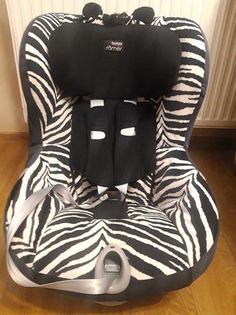 Fotelik samochodowy Britax & Romer King Zebra 9-18Kg