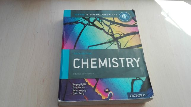 Chemistry Course Companion
