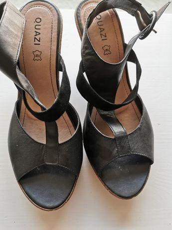 Quazi 40 buty skóra